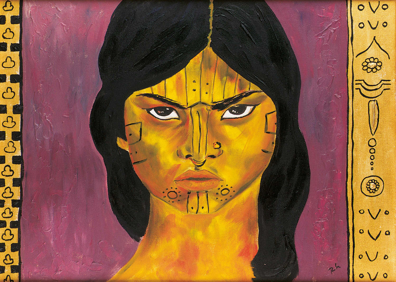Indien - Rima Meyendorf