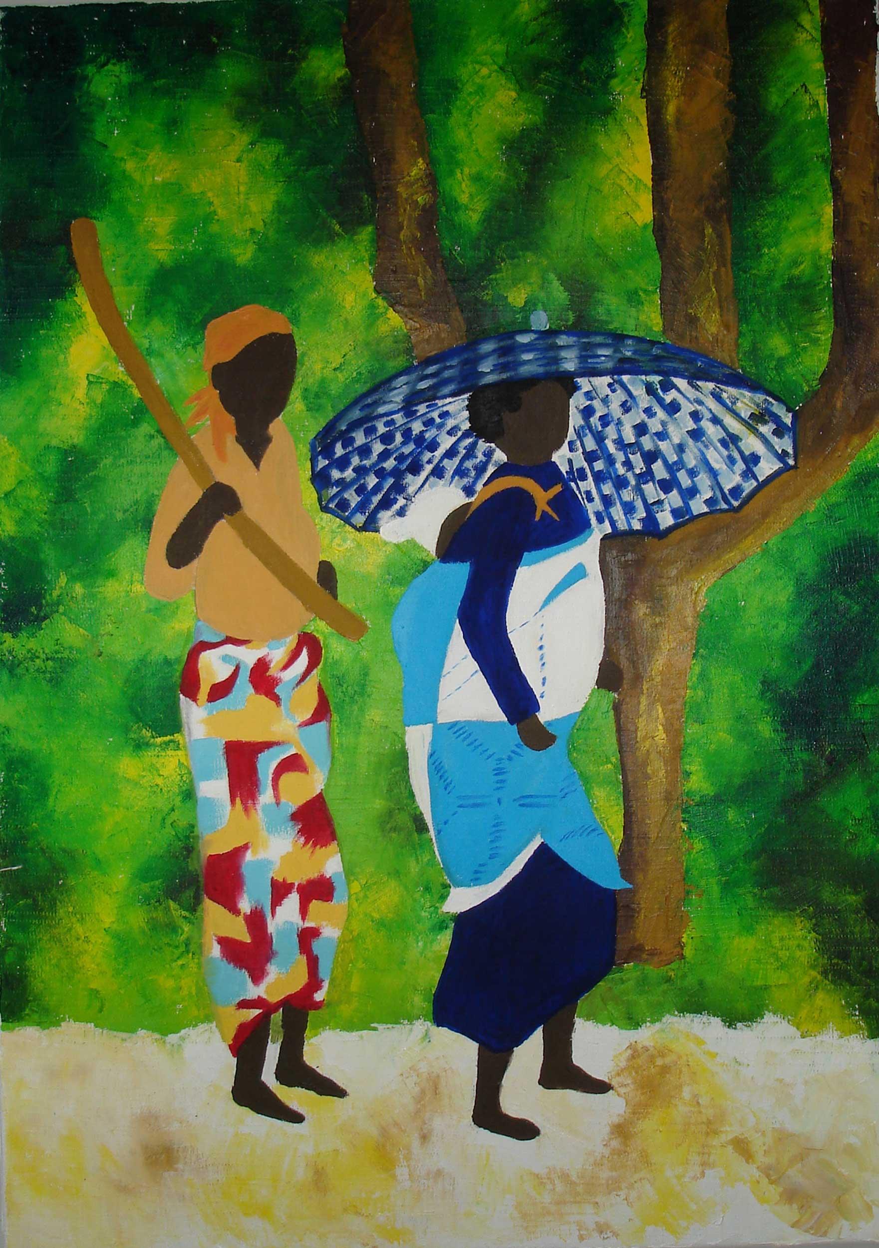 Afrikaimpressionen II - Rima Meyendorf