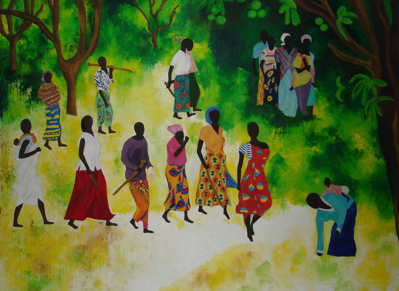 Afrikaimpressionen IV - Rima Meyendorf