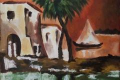 Arabische Landschaft I