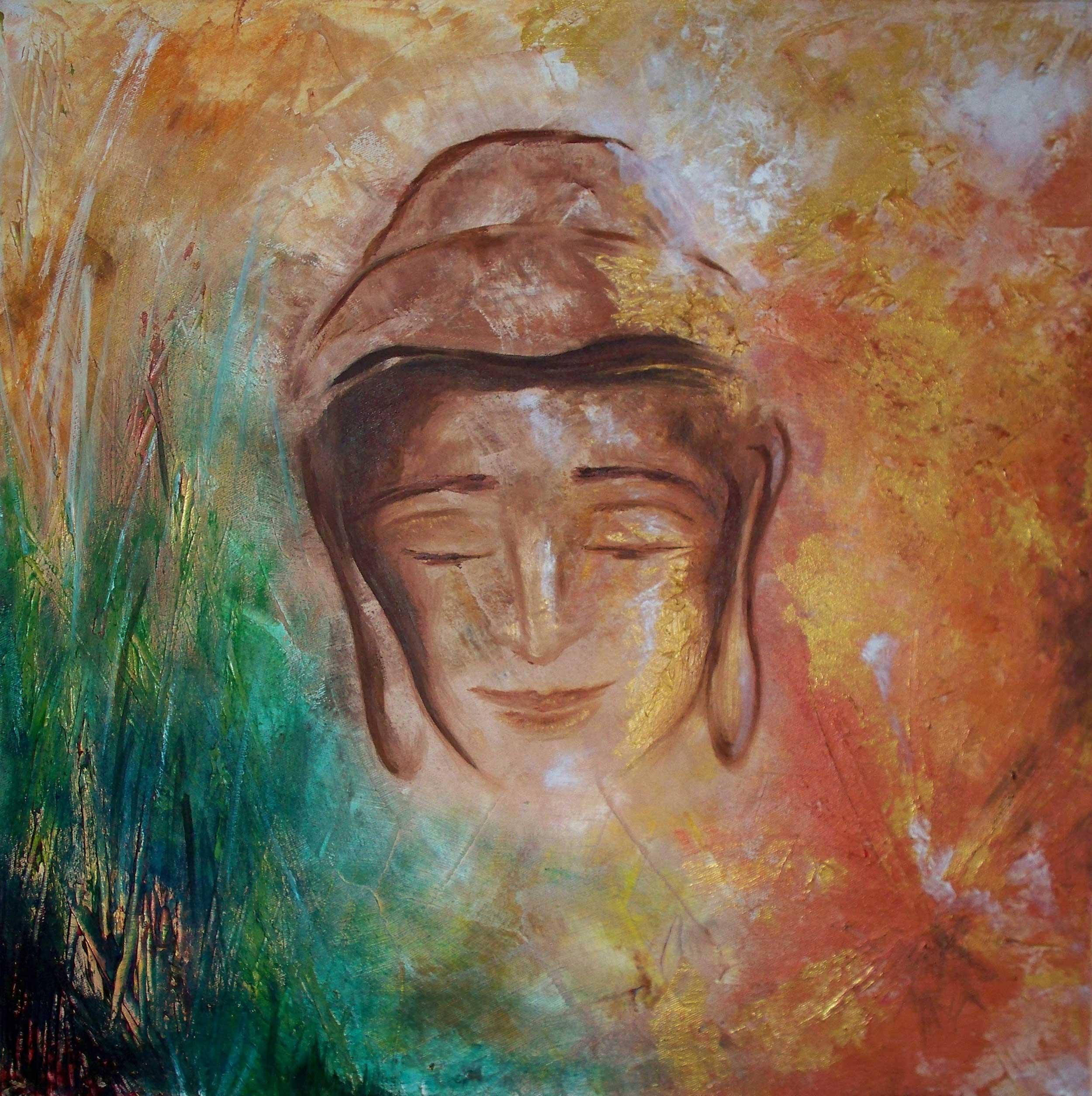 Buddha - Rima Meyendorf