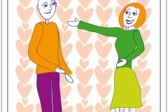 Karten Beziehung: Dynamik Kommunikation