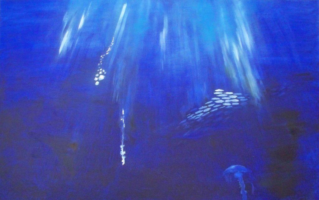 Glossolalia, Unterwasser