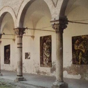 Ausstellung Palazzo Ducale, Urbania, Italien